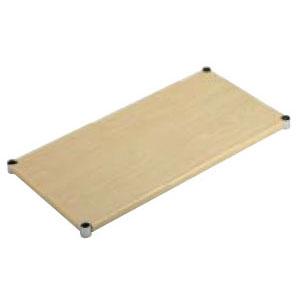 トラスコ メッシュラック用木製棚板 1192×442mm 木目調 MEW-44S
