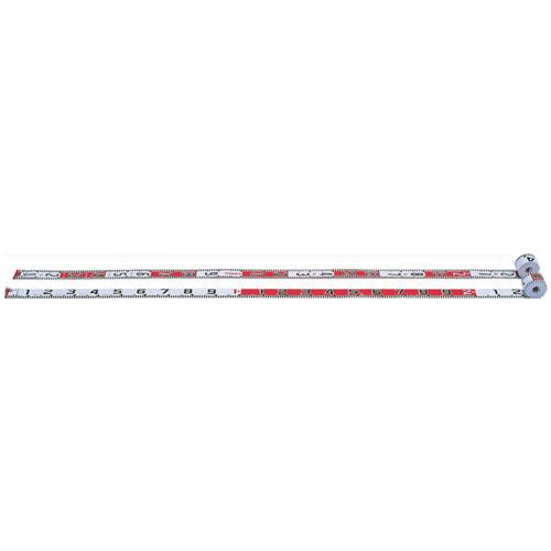 ヤマヨ測定機 リボンロッド両サイド60-E2 厚さ0.65mm×幅60mm×長さ30m ※取寄品 R6B30