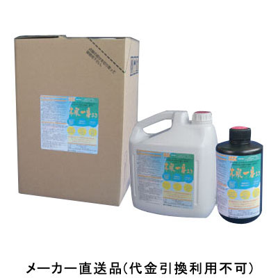ミヤキ 木肌一番エコ 16kg メーカー直送品 代引不可