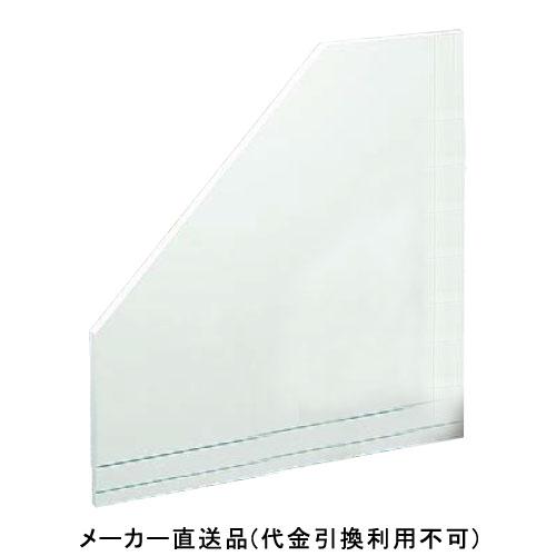 破風納めフリータイプ DHE600 600×600mm ホワイトS 1箱2枚価格 フクビ化学 DHE60WS
