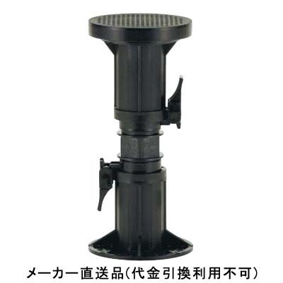 マルチポスト 305型 高さ調整範囲223~310mm ブラック 1箱30個価格 フクビ化学 MPST305