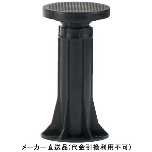 フクビ化学 マルチポスト 8A型 高さ調整範囲194~275mm ブラック 1箱50個価格 MPST8A