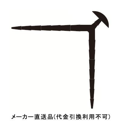 フクビ化学 ニューツーウェーコーナー定木 R仕上げ用 3R 1.82m 白 1箱200本価格 NT3RW1