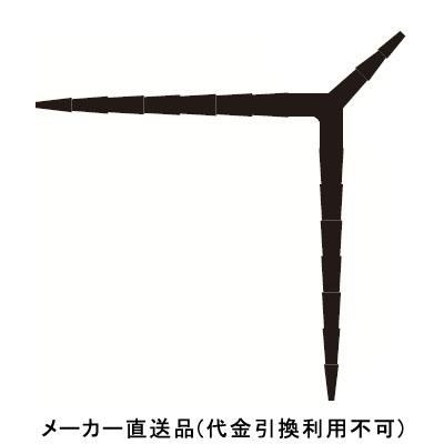 ニューツーウェーコーナー定木 ピン角仕上げ用 7K 1.82m 薄鼠 1箱100本価格 フクビ化学 NT7KN1
