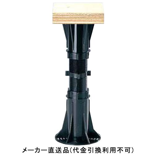 プラ束 台板タイプ 1型-110 高さ調整範囲200~280mm 1箱50個価格 フクビ化学 P1-110B