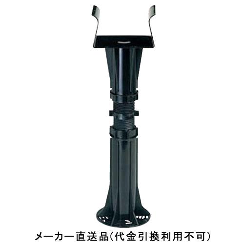 フクビ化学 プラ束 受座タイプ E型-105 高さ調整範囲350~460mm 1箱50個価格 PE-105B
