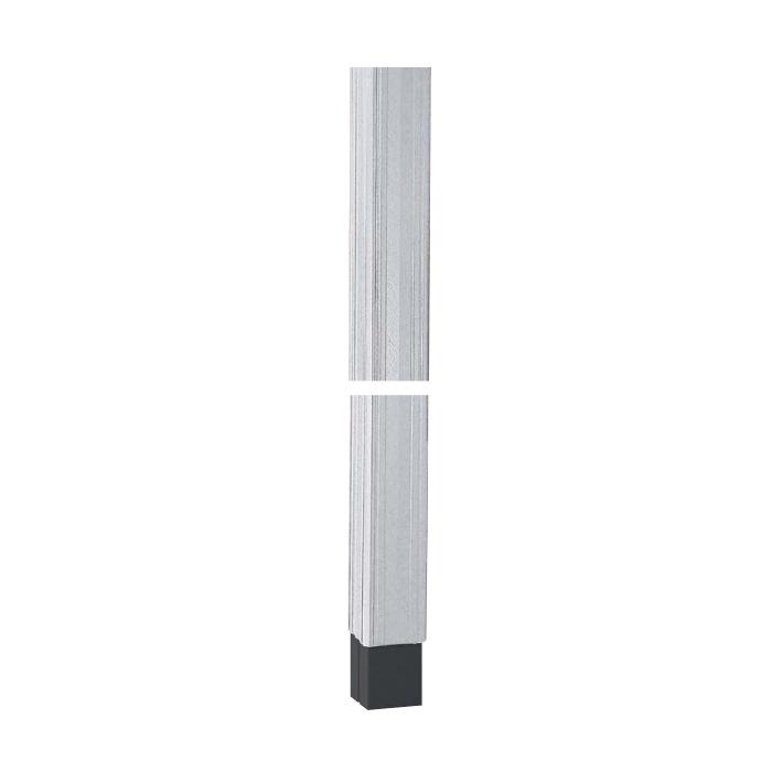 ポーチ柱エントラム 1型 3000mm ホワイト 1セット価格 フクビ化学 SEM-1W