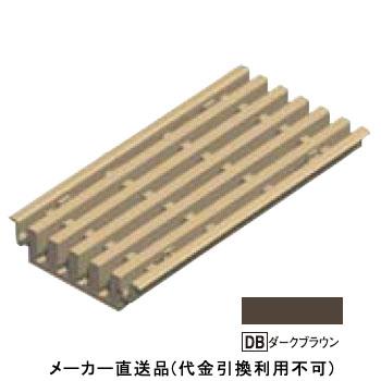 エアスリットN 本体 100×200×25mm ダークブラウン 1箱10個価格 フクビ化学 ASNDB