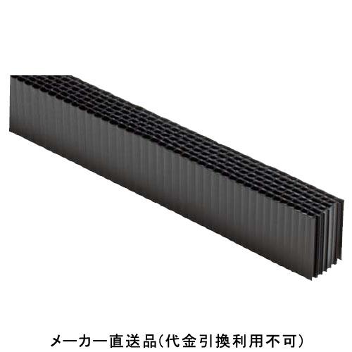 防虫通気材ブラック 1000×30×19.5mm ブラック 1箱50本価格 フクビ化学 BT21K