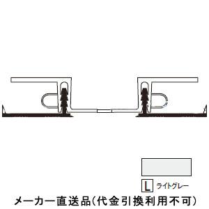 樹脂系バスパネル部材 ツイン廻り縁3型 3m ライトグレー 1箱20本価格 フクビ化学 RR3L3
