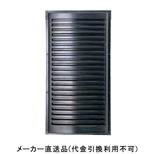 フクビ化学 大型ヤギリ フレセア(防虫ネット付) スクエアタイプ ブラック 1箱2個価格 RSRSK