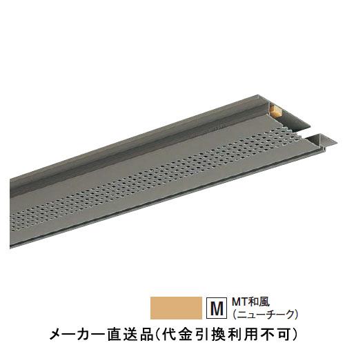 軒先通気見切緑 SNV100-5 107×1820mm ニューチーク 1箱40本価格 フクビ化学 SNV105M