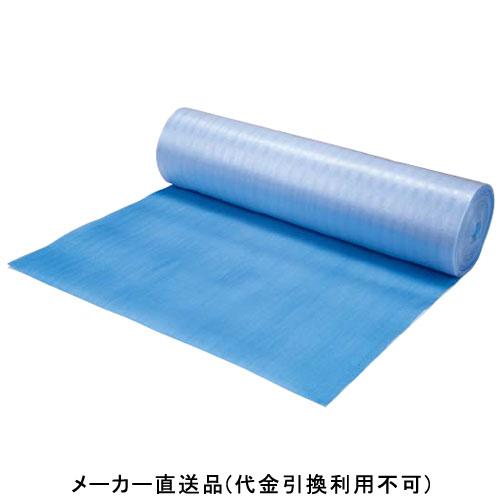 フクビ化学 養生シート 厚2mm×巾1m×長さ25m ブルー 1箱5巻価格 BS25
