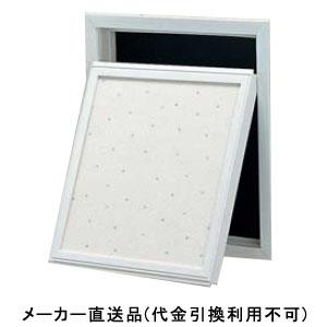 壁用点検口枠 枠のみ I型 300×300mm オフホワイト 1箱10枠価格 フクビ化学 K1W3030