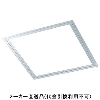 フクビ化学 天井アルミ 点検口枠 枠のみ P450(ビス用) シルバー 1箱10セット価格 TAP45B