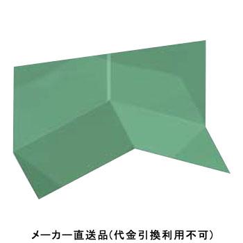 ウェザータイト 屋根用 平棟角部材(緩勾配用) 200×100×100mm 1箱20セット価格 フクビ化学 WTYHYS