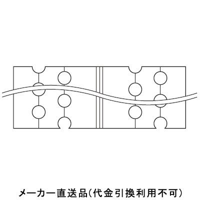 フクビ化学 エココーナーテープ 50m 1箱6巻価格 EC53