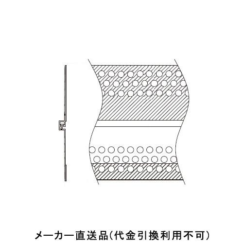 フクビ化学 幕板見切 6T 規格:2.7m アイボリー 1箱50本価格 M6T27