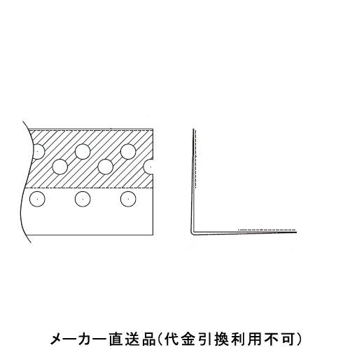 フクビ化学 Vコーナーライン 粘着・パンチ穴あけタイプ 2.5m 1箱100本価格 VP28TRS