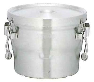 THERMOS(サーモス) 高性能保温食缶シャトルドラム パッキン付きタイプ 10L ※取寄品 GBB-10CP