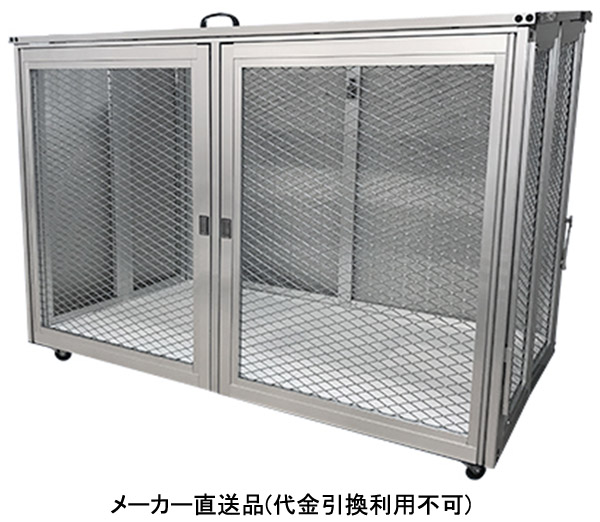 ノグチ FAPLE ゴミ収集庫据置 W1400×D800×H1000 GAL80