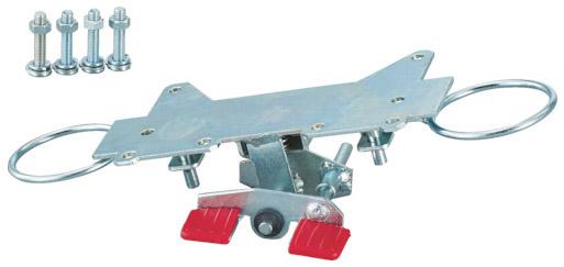 トラスコ MPK-600用リング式自在2輪ストッパー ※取寄品 K-600JRS