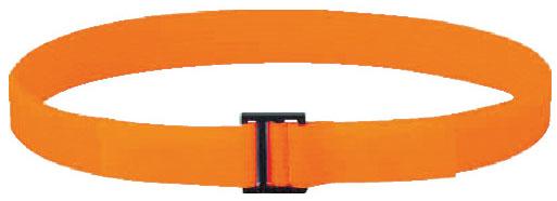 トラスコ フリーマジック結束テープ 片面 蛍光オレンジ 25mm×25m ※取寄品 MKT25B-LOR