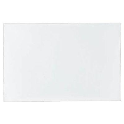 トラスコ ホワイトボード(無地・マグネットシートタイプ) 600×900mm TWM-9060
