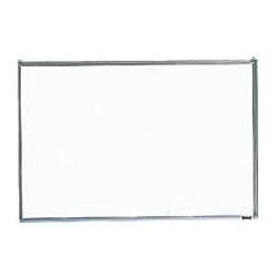 トラスコ 壁掛スチール製ホワイトボード(無地)900×1800mm GH-102