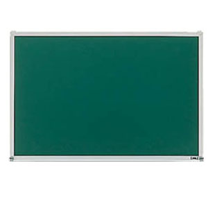トラスコ スチール製ボード(無地・チョーク書き用)900×1200mm 緑 GH-111