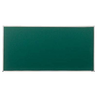 トラスコ スチール製ボード(無地・チョーク書き用)900×1800mm 緑 GH-101