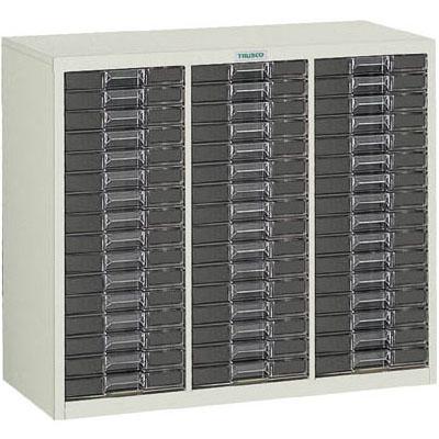 トラスコ LA型カタログケース(浅型3列16段)825×360×700mm【代引不可・メーカー直送品】 LA3C16