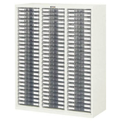 トラスコ カタログケース(A4浅型・3列26段)880×400×1110mm【代引不可・メーカー直送品】 FR40-G326AP