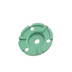 エビ ダイヤモンドカップホイール(力削) ダブルカップ 98×4.5×15mm CDE4