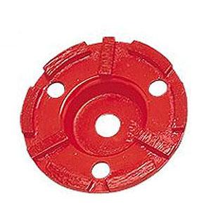 エビ ダイヤモンドカップホイール ダブルカップ 125×4.5×22mm CDP5