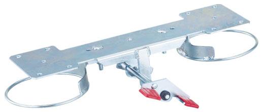 トラスコ ドンキーカート100番シリーズ用リング式ストッパー 自在2輪用 ※取寄品 100JRS