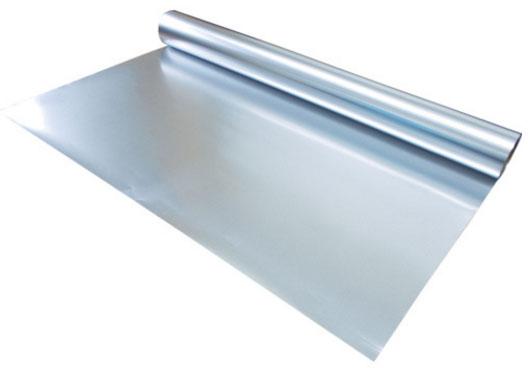トラスコ 樹脂コーティングアルミ箔反射シート 幅950mm×長さ10m ※取寄品 TCAH-9510