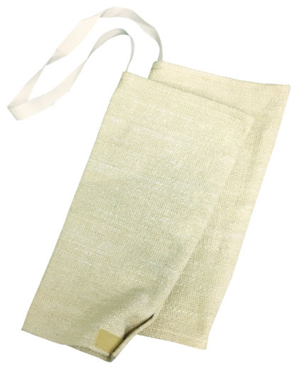 トラスコ 生体溶解性セラミック 耐熱腕カバー ※取寄品 TCAUK-A