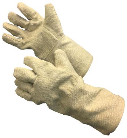 トラスコ 生体溶解性セラミック耐熱手袋 5本指タイプ ※取寄品 TCAT5-A