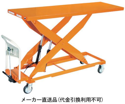 トラスコ ハンドリフター 600×2000 早送り装置無し HLF-S500L-20