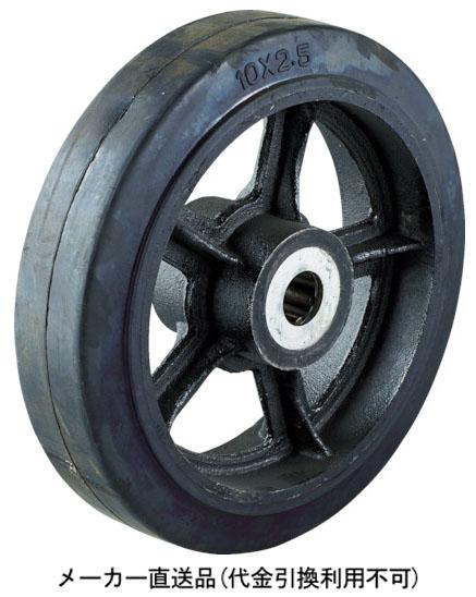 トラスコ ドラム缶運搬車TDR-1用250mmゴム車輪 メーカー直送 代引不可 TDR-1-10C