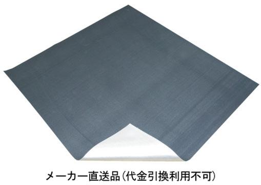 トラスコ 不燃認定シリカクロス 片面樹脂コーティング 110cm×30m TFSCKJ-11030