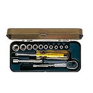 エビ ソケットレンチセット 差込角6.35mm(1/4inch)(6角ソケット) 610SA