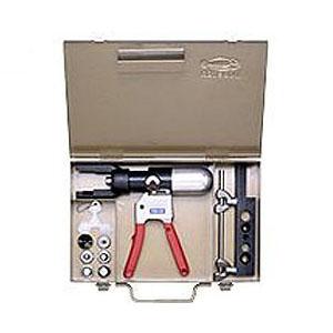 手動油圧式フレア・スウェイジングツール(1セット価格)