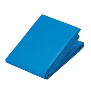 萩原工業 萩原工業 αブルーシート #1500 軽量タイプ 3.6×5.4m 10枚価格 A-3654