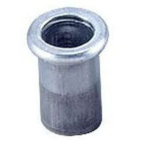 エビ エビナット(アルミニウム)Dタイプ (2.5~3.5)×6.1mm(1000本入) NAD435M