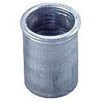 エビ エビナット(アルミニウム)Kタイプ (2.5~4.0)×9.1mm(1000本入) NAK640M