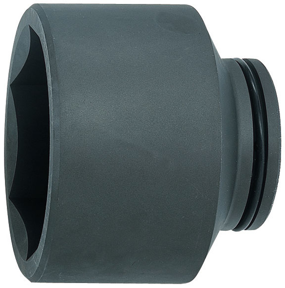 MITOLOY 2-1/2 インパクトレンチ用ソケット スタンダードタイプ(6角)215mm ※取寄品 P20-215