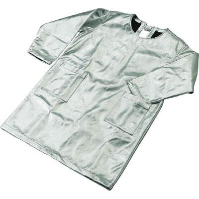 トラスコ スーパープラチナ遮熱作業服エプロン袖付前掛 L TSP-3L