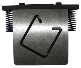 モクバ EX 可動刃 D2 ※取寄品 D-100-1